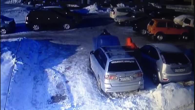 Угон автомобиля Инцидент Барнаул