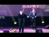 Андрей Толстухин (Карат) и Олег Старостин - фрагменты с концерта в г. Асбест сентябрь 2018 года