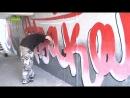 Мэрия отдала любителям граффити подземный переход в Абакане