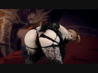 Death note - misas sexual charm (sexy_aymee)