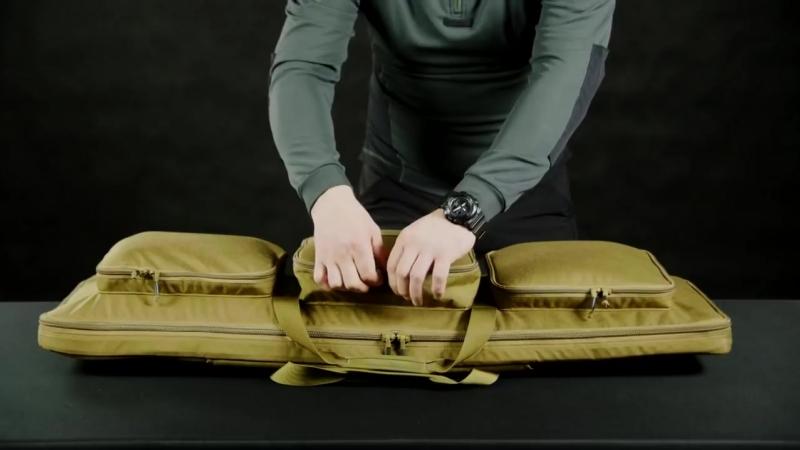 Double Upper Rifle Bag 18®