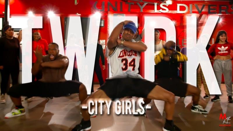 City Girls - Twerk | Phil Wright Choreography | Ig : @phil_wright_