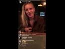 Erika Linder via Insta Live Stream (Sep 4) Part 3