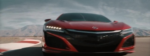 Acura NSX - Beginnings. ос.The Worldlys (320) KLab