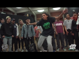 Get Ready To Ignite - Hip Hop 4 Hope - Hip Hop Cypher - Mufasa