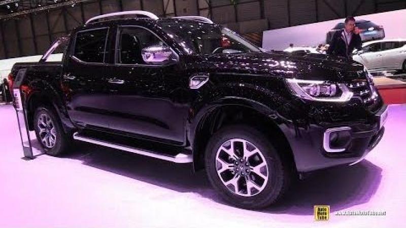 2018 Renault Alaskan - Exterior and Interior Walkaround - 2018 Geneva Motor Show