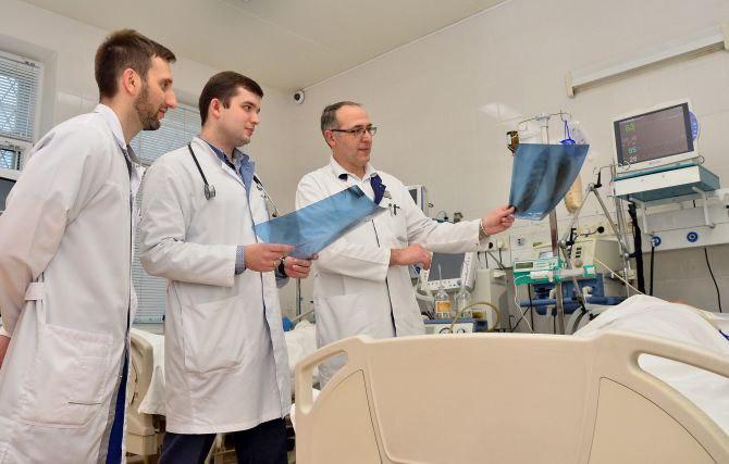 Больница № 24 в Савеловском получила грант правительства Москвы