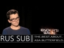 Ender's Game (2013) Exclusive_ Asa Butterfield