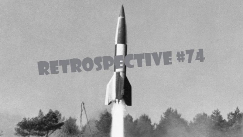 Ретроспектива 74 (Фау-2)