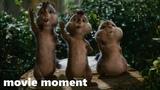 Элвин и бурундуки (2007) - Поющие бурундуки (27) movie moment