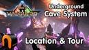 ARK VALGUERO Aberration Area Entrance Location Tour