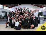 High School with a special visit from Parris Goebel