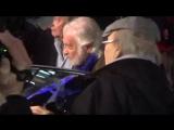 Jean Paul Belmondo et Alain Delon le 17 novembre 2017