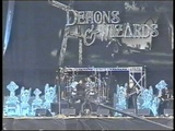 Demons &amp Wizards The Fiddler On The Green Monza Italy 2000.