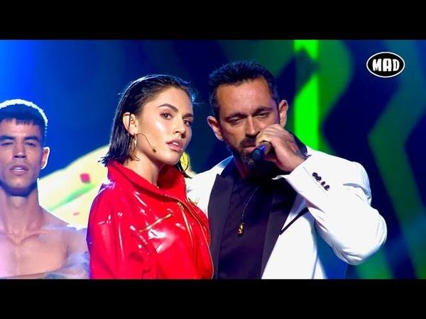 SUPER SAKO feat BO Elena Tsagkrinou - Thelo Na Se Xanado (MAD VMA 2018 Version)