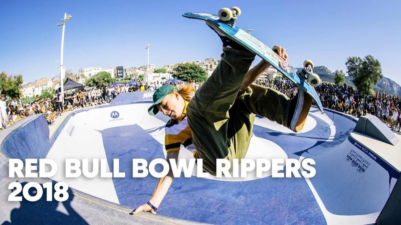Skate Sessions at Prado Bowl with Alex Sorgente Co. | Red Bull Bowl Rippers 2018