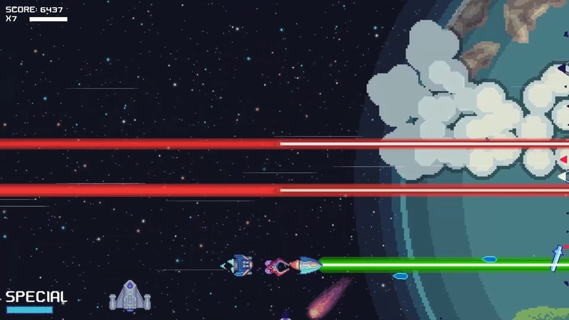 Lazy Galaxy Rebel Story Xbox Release Trailer