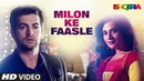 Milon Ke Faasle Video Song Ishqeria Richa Chadha Neil Nitin Mukesh