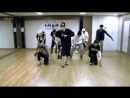BTS - ADULT CHILD dance practice