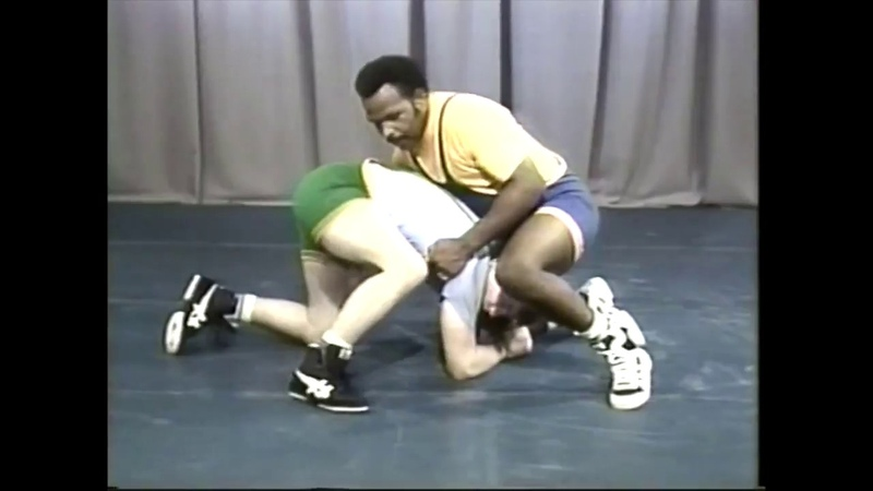 Freestyle Takedown Strategy Part 3