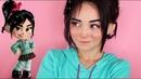 Wreck It Ralph: Vanellope Von Schweetz Transformation Makeup Tutorial