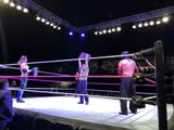WWE House Show AJ styles vs Shinsuke Nakamura vs Jeff Hardy WWE Championship Match