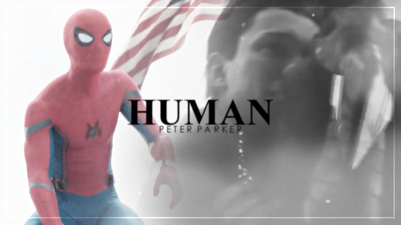 Peter Parker (Tony) • ❝I dont wanna go❞