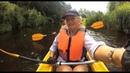 Сплав на байдарках по Августовскому каналу Беларусь Kayaking in Belarus