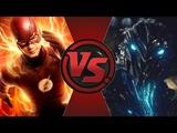 THE FLASH VS SAVITAR (GOD OF SPEED) - FULL FIGHT - IMAGINE DRAGONS - BELIEVER