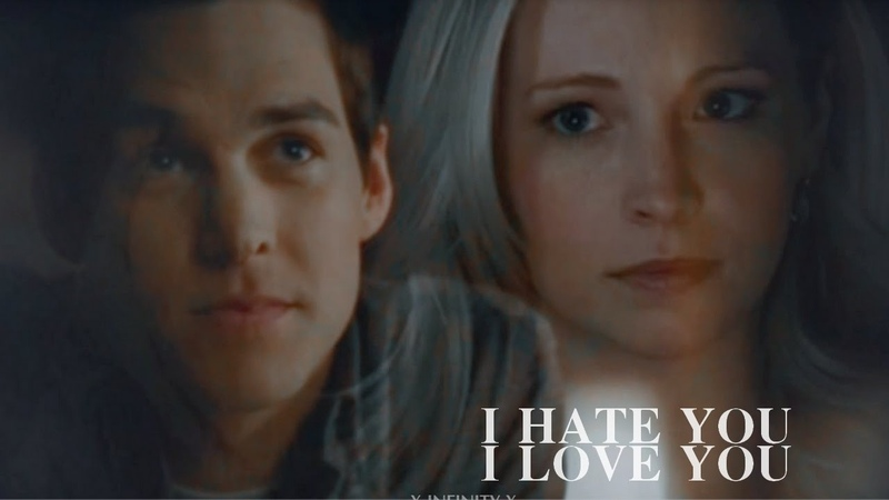 Kai Caroline - I Hate You, I Love You (AU)