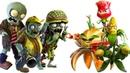 Как НУБИКИ в Зомби против Растений играли видео для детей в смешной игре Plants vs Zombies GW 2