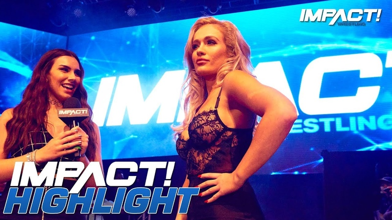 Scarlett Bordeaux's RED HOT Debut! | IMPACT! Highlights July 26, 2018