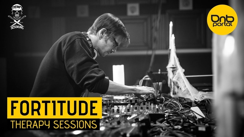 Fortitude - Therapy Sessions CZ 2018 [DnBPortal.com]