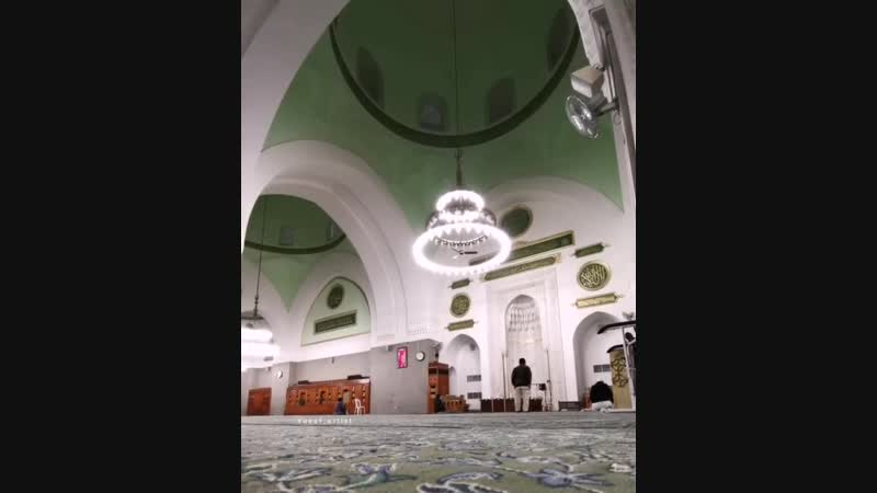 مسجد قباء الآن 💚 Masjid Quba now 💚 . ﴿قد جاءتكم موعظةٌ من ربّكم وشفاءٌ لما في الصّدور وهدًى ورحمة للمؤمنين ﴾ . تالله إنّها لمع