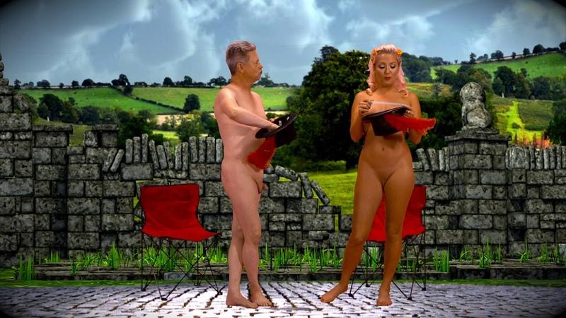 Social Nudism Television Show Trailer