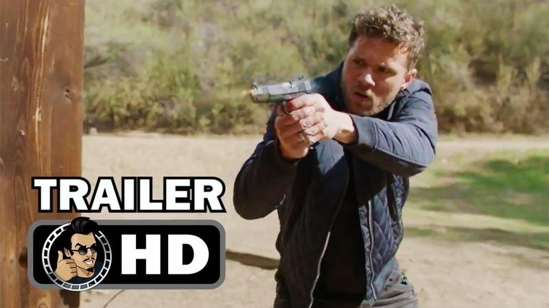 SHOOTER Season 3 Official Trailer (HD) Ryan Phillppe USA Series/Промо третьего сезона сериала Стрелок