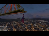 Фанат добавил «Человека-паука» в GTA 5.