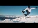 Super Slow Motion Snowboarding