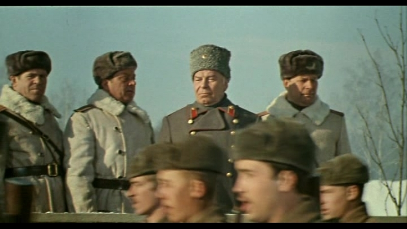 Аты баты шли солдаты - 1976г. (Леонид Быков_ Фильмография - 22 фильма (1953-1976).