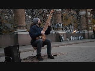 Bola Baja - The Ocean (Andreas sitar 10.2018 live Спас на крови)