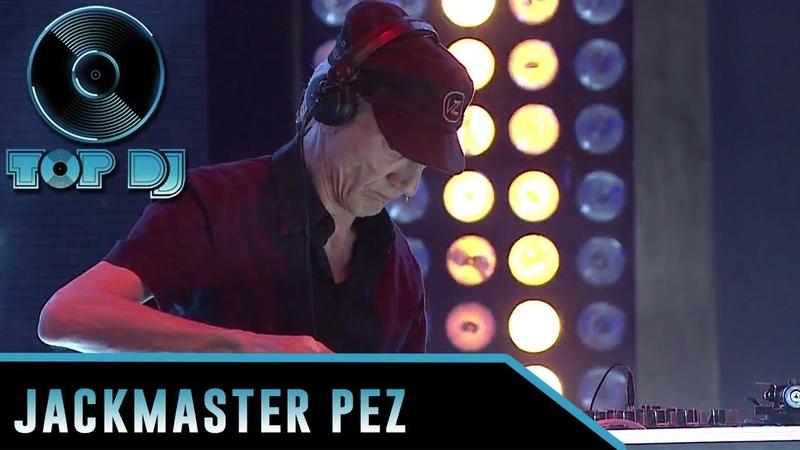 JACKMASTER PEZ e la sua selezione anni '90 a TOP DJ Puntata 2