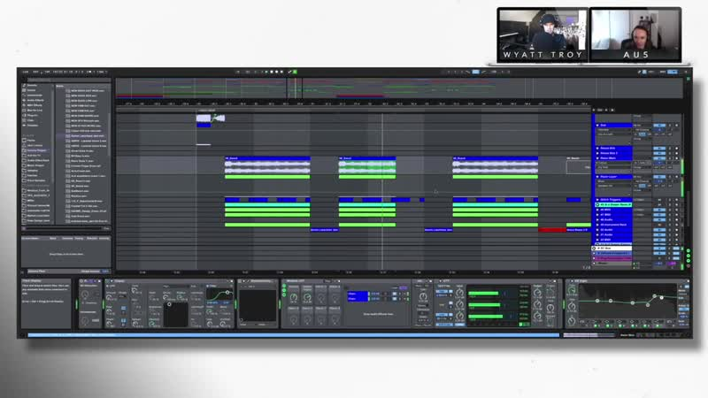 Au5 In The DAW Only In A Dream Melodic Dubstep In Ableton Live