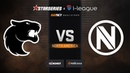FURIA vs Envy, map 1 cache, StarSeries i-League S7 GG.Bet NA Qualifier