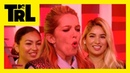 'Happy Death Day' Star Jessica Rothe Plays 'Wheel-o-Screams' | Weekdays at 3:30pm | #TRL
