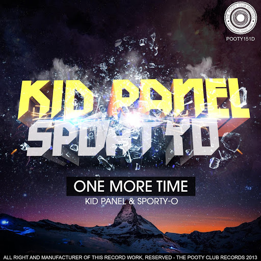 Kid Panel альбом One More Time