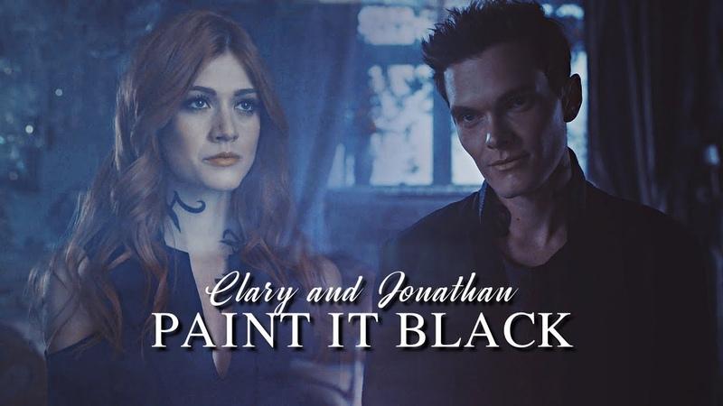 Clary Jonathan    Paint It Black [3x11]
