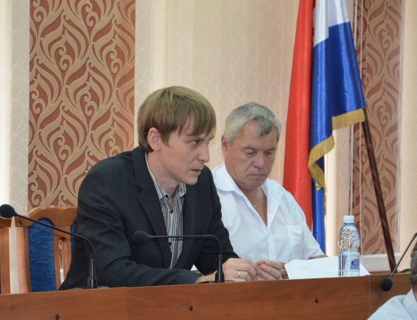 Михаил Мулюкин Сызранская Дума
