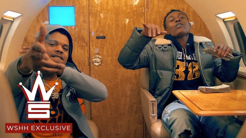 NBA Big B NBA OG 3Three Roll Wit Me (WSHH Exclusive - Official Music Video)