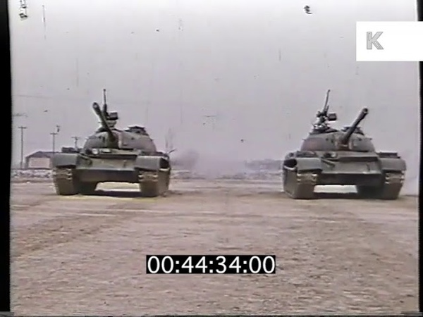 PLA Military Exercises, Warfare, 1960s, 1970s Chinese Army
