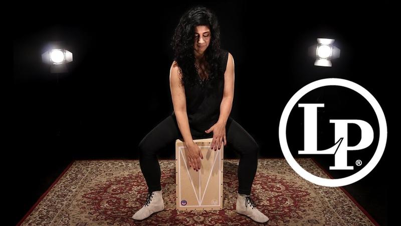 LP   Americana Mona Tavakoli Signature MT Box Cajon (LP1443)